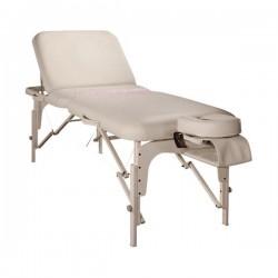 Table de Massage et Esthétique Pliante PRO avec Dossier