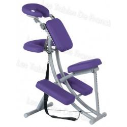 Chaise de massage Multi-fonction en Aluminium