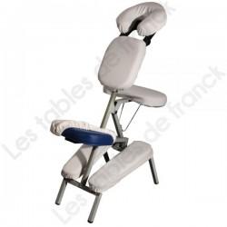 Kit housses de protection pour chaise de massage