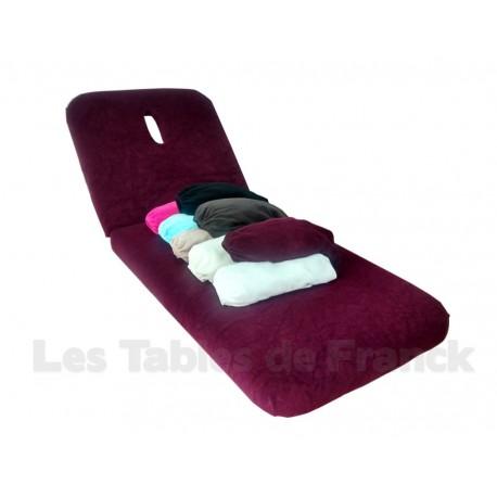 Drap housse coton ponge pour tables de massage 70cm for Drap housse 70x190