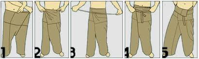 Comment vêtir le pantalon Thaïlandais Fisherman Pant